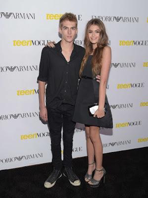 Kaia Gerber: 2015 Teen Vogue Young Hollywood Party