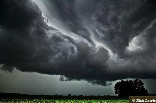 Tornado Warned Bow Echo