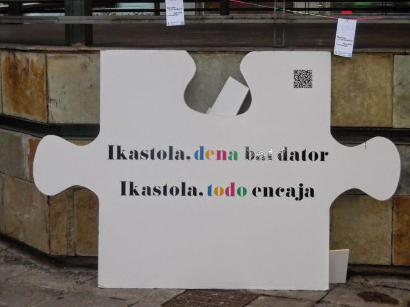 IKASTOLA. DENA BAT DATOR