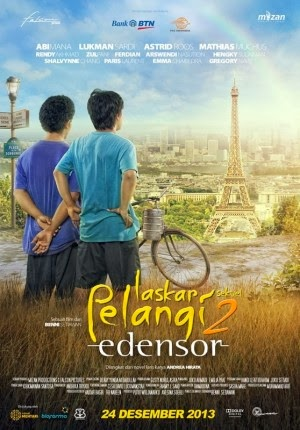 Download Film Gratis Laskar Pelangi 2: Edensor | Download Film 1001