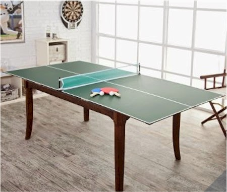 Fat Cat Portable Table Tennis Conversion Top On Clearance For $69.01 With  Free Shipping