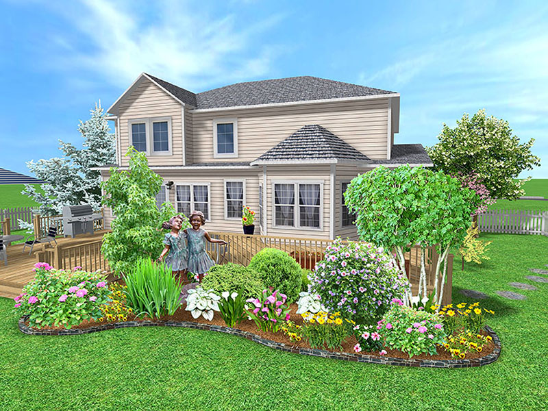 modern front yard landscaping pictures. front yard landscaping plans.