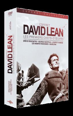 Coffret David Lean : les premiers chefs-d'oeuvre