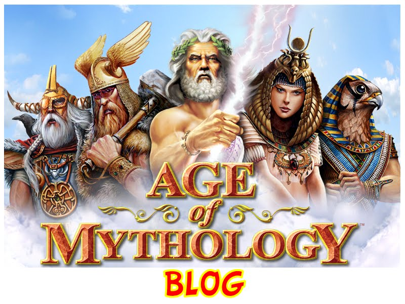 Age of Mythology Blog