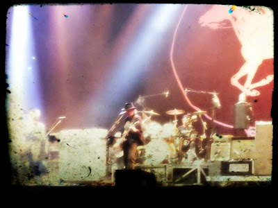 NEIL YOUNG EN BIARRITZ