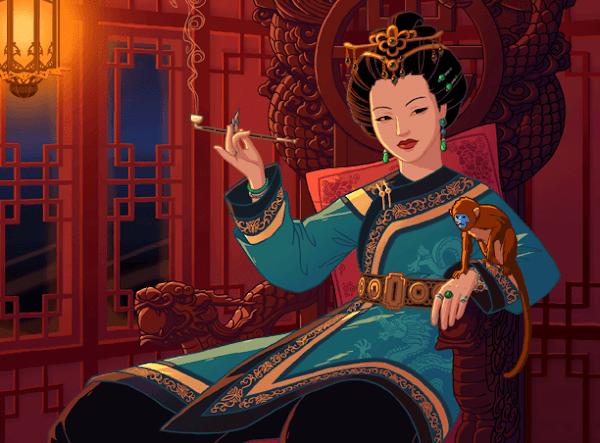 Ching Shih by tamiart - DeviantArt.com