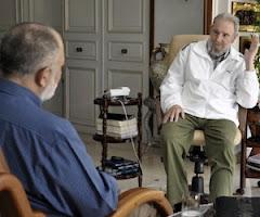 entrevevista a Fidel