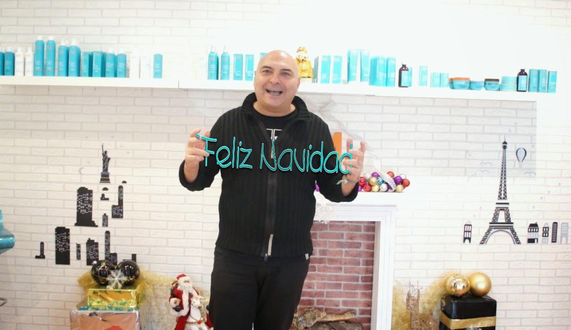 Boris Soler os desea Felices Fiestas