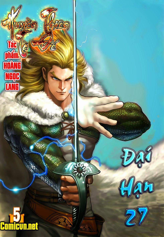 Thần Binh Tiền Truyện 4 - Huyền Thiên Tà Đế chap 5 - Trang 1