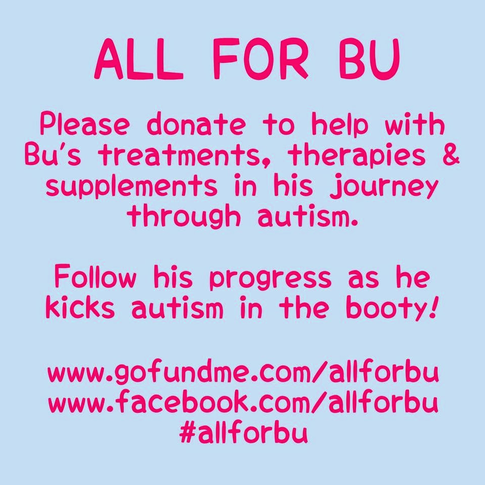 All For Bu on Facebook!