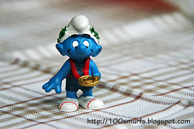 Медаль олимпийского чемпиона