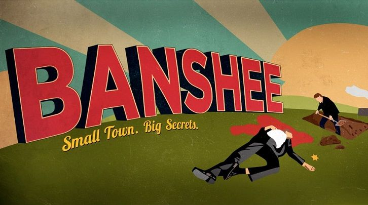 Banshee - Season 4 - Ana Ayora Books Season Long Arc
