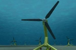 aerogeneradores marinos