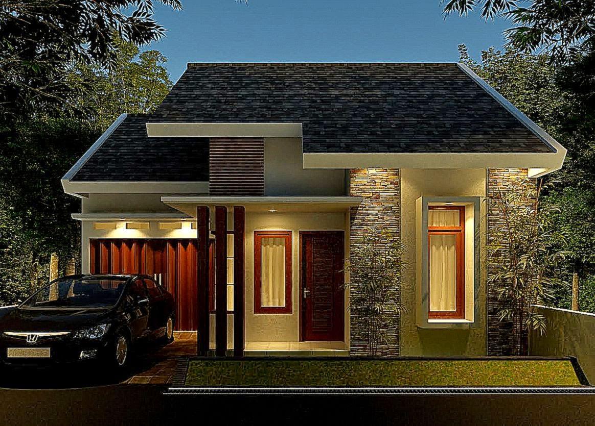 Gambar Rumah Minimalis Modern Tampak Depan  Desain Rumah