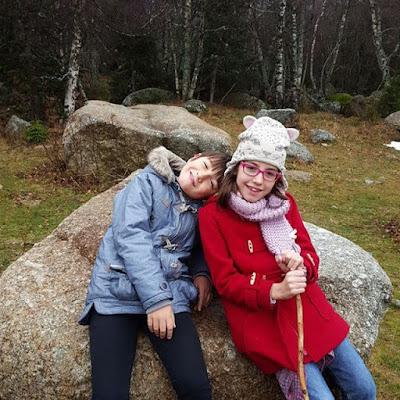 utomne Cévennes Excursion Randonnée Petits bonheurs Pensée positive Famille Aventure Amour