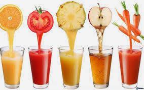 jugo fresco para acelerar el metabolismo