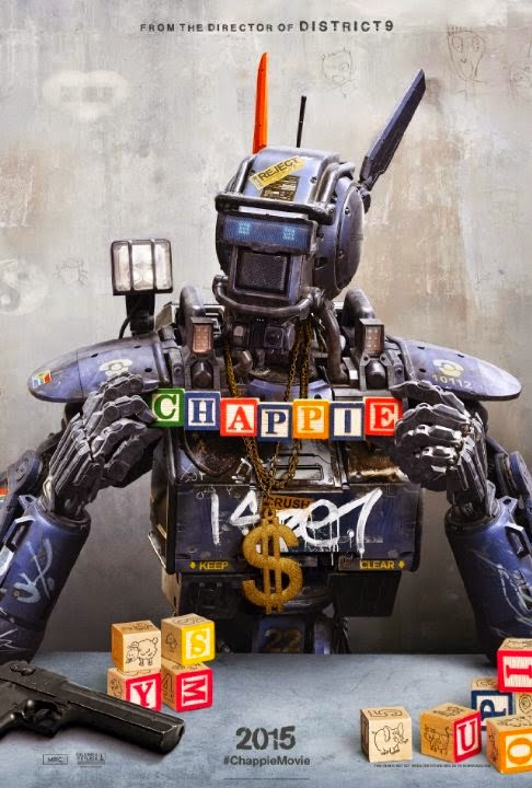 Sinopsis dan Video Trailer Film CHAPPIE 2015