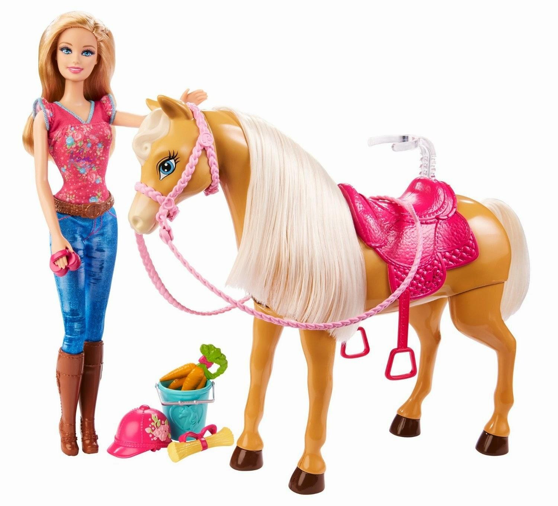 Barbie e divers o bonecas da cole o barbie life in - Barbie chevaux ...