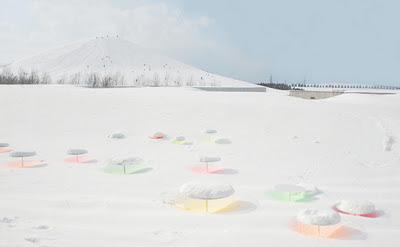 nieve de colores japon
