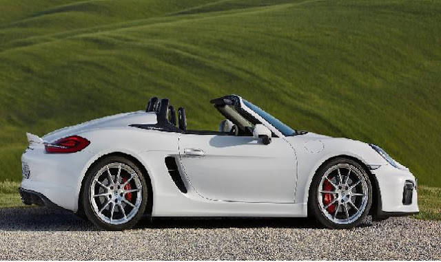 2016 Porsche Boxter Specs and Review