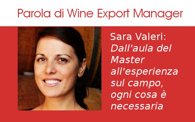 wine export sara valeri