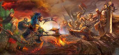 Trải nghiệm game chiến thuật Tướng Thần, người chơi có cơ hội hòa mình vào bối cảnh xuyên không