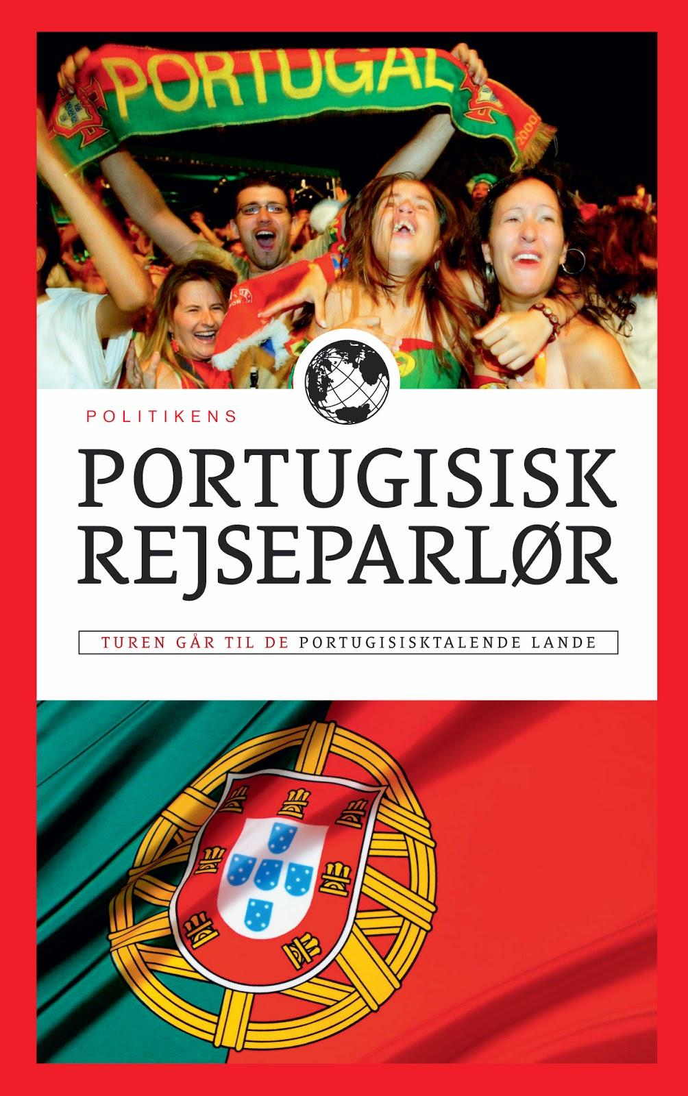 politikens forlag rejsebøger