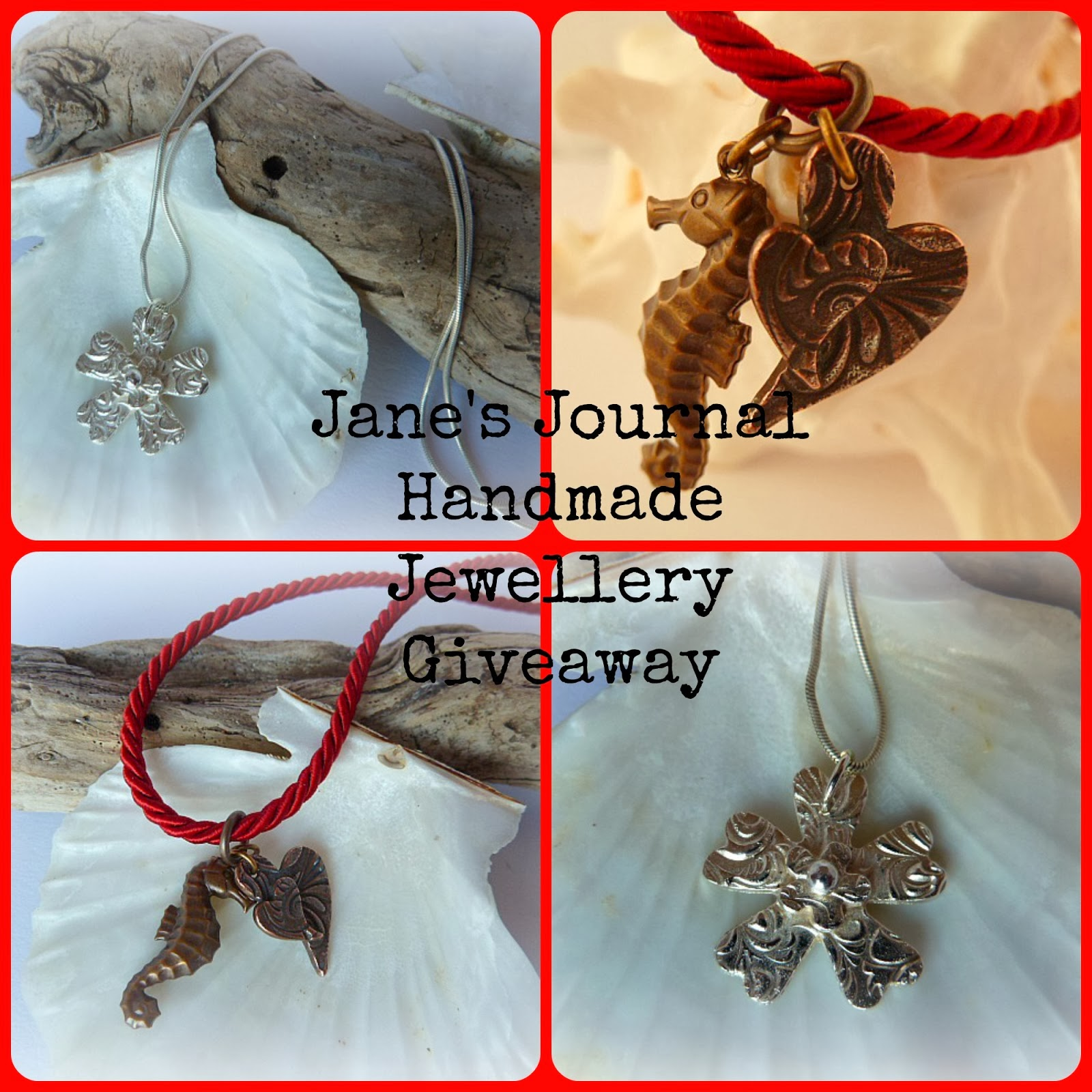 Jane's wonderful giveaway