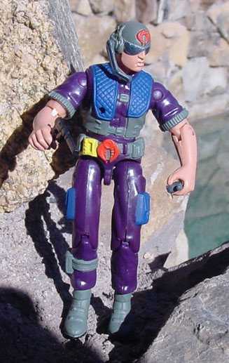2003 Tele Viper, Spy Troops