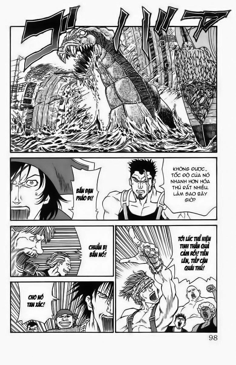 Vua Trên Biển – Coco Full Ahead chap 227 Trang 10 - Mangak.info