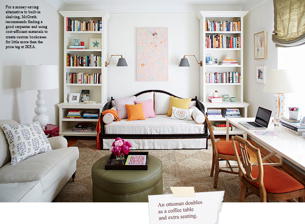 the room studio apartment and why white is right