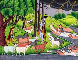Krishna's Magik Flute