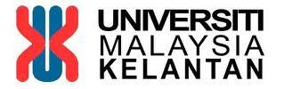 Jawatan Kosong Universiti Malaysia Kelantan (UMK) - 07 Januari 2013