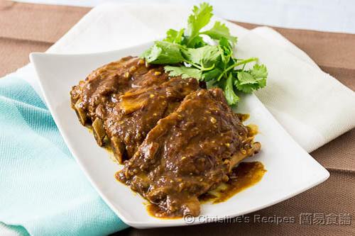 炆 BBQ 排骨 Slow Cooked BBQ Pork Ribs02