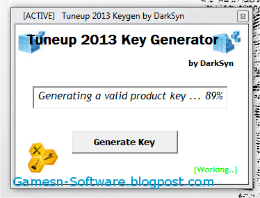 Tuneup Keygen 2013 [Generate Serials] working!