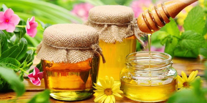 Diet honey, sweet way lose weight