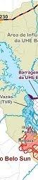 Belo Sun Xingu Volta Grande detail.
