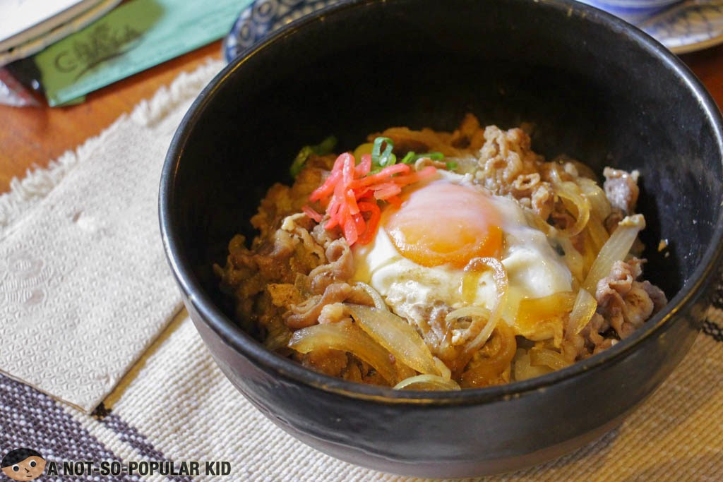 Chaya Japanese Restaurant in Baguio