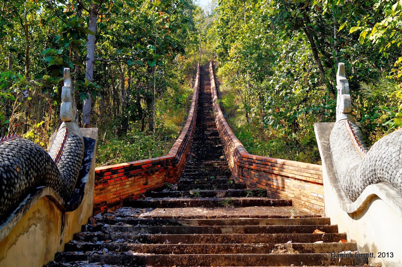 Wat Phra Non, Mae Hong Son,