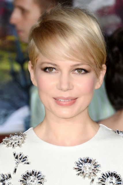 Michelle Williams Short Hairstyles Season