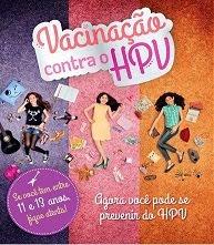 VACINAÇÃO CONTRA O HPV