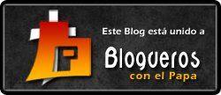 Soy Bloguero con el Papa