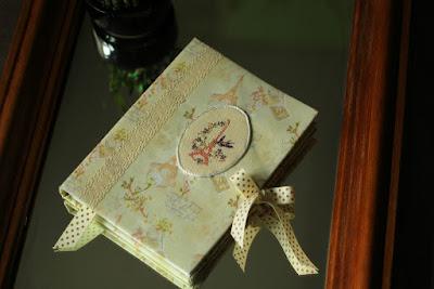 veronique enginger эйфелева башня, весна в Париже, блокнот ручной работы, авторский блокнот