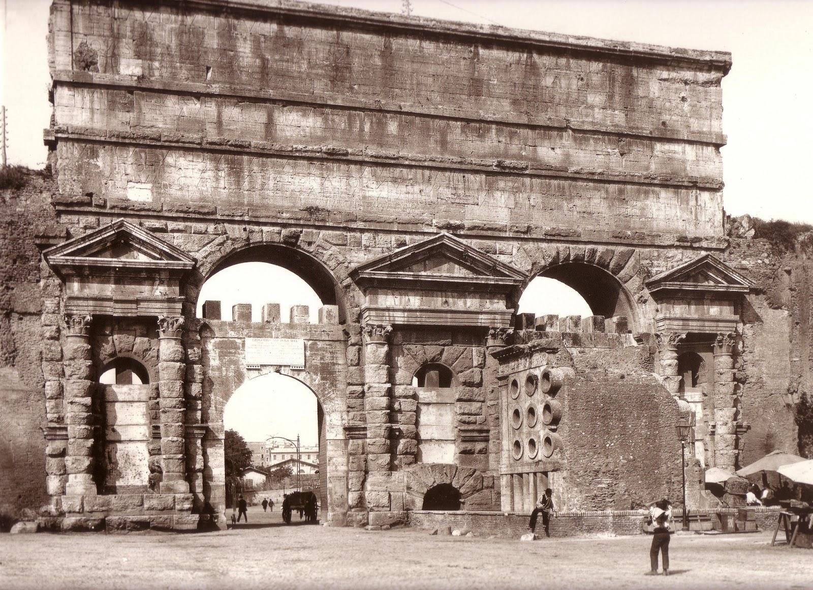 Bisanzio porta maggiore porta prenestino labicana for Porta maggiore