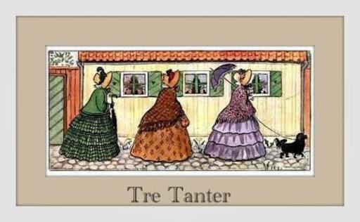 Tre Tanter