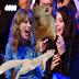 Lorde y Taylor Swift fueron atacadas por ardillas en Nueva York