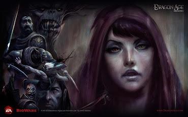 #10 Dragon Age Wallpaper