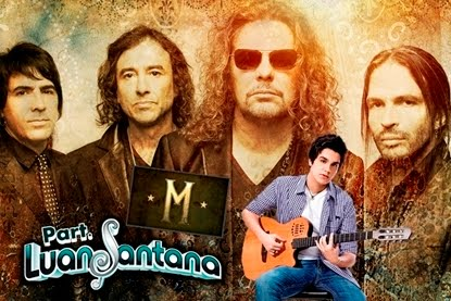Maná Part. Luan Santana - Porto do Amor