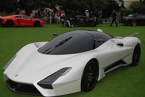 Classement des 10 voitures les plus rapides du monde - Voiture plus rapide du monde classement ...
