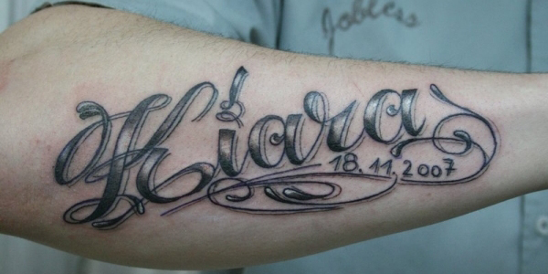 Tattoo Name